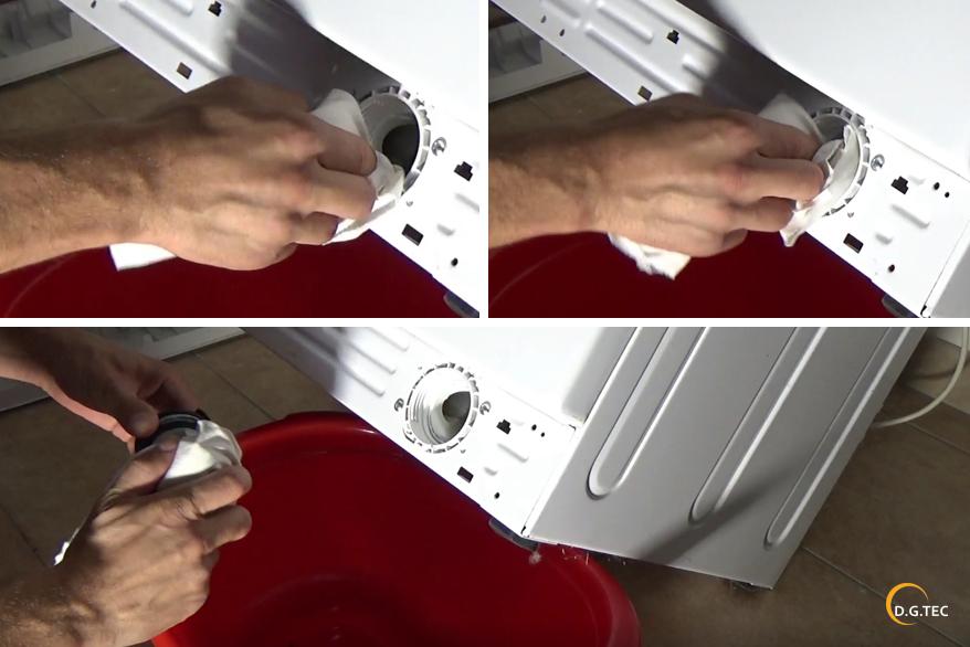 5 x dishwasher Lavaggio Filtro calce Filtro Lavatrice Lavastoviglie Filtro